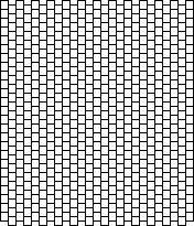 Free  Long Needlecase Graph Paper At BeadPatternsCom  Free