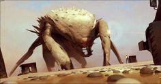Thrilling Artworks by Sergey Kolesov