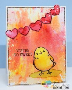 So Sweet by Jeanne S - Cards and Paper Crafts at Splitcoaststampers