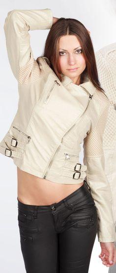 Trisens überzeugt mit weiteren Jacken im Biker-Look aus der neuen Kollektion.