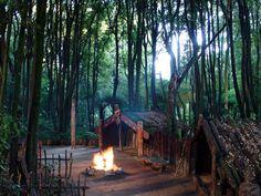 Tamaki Maori Village--Rotorua, New Zealand