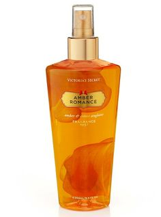 Victoria's Secret Amber Romance Perfume = LOVE.