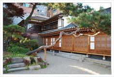 Courtyard for my soul....... Korean house