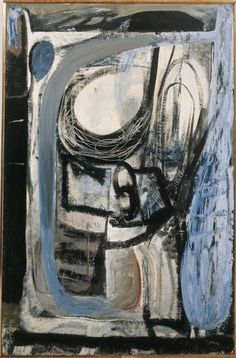 Peter Lanyon:  Lulworth (1956)