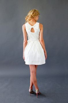 Beautiful gift for her: The Jubilee Dress in Ivory. Tulle and Tafetta... She'll wear it for New Year's Eve and beyond. Made in the USA, shipped FREE to US and Canada.