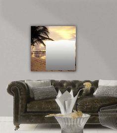 Miroirs muraux d coratifs sur pinterest miroirs muraux for Miroir online shop