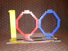 Legos for 100th day project.