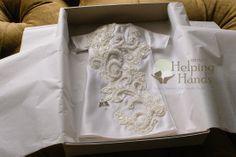 NICU Helping Hands' Angel Gown Program  http://www.nicuhelpinghands.org/lend-a-helping-hand/angel-gowns/