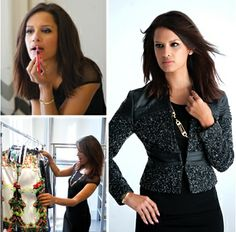 #RocsiDiaz is on the cover of mark Magalog 2, 2014!!! Available at the end of January from me, your Avon rep!