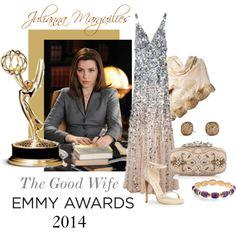 """Emmy Fashion Awards"" by melange-art on Polyvore"