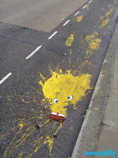 SpongeBob Square Pants In An Accident #humor #lol #funny