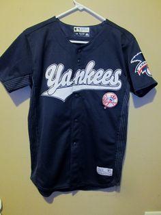Derek Jeter , New York Yankees jersey , Youth large - Baseball-MLB