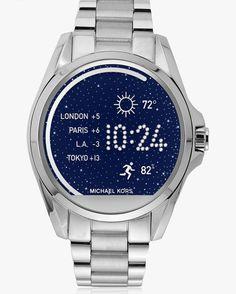 02138999cf13 Description Up for sale is ONE brand new Women s Michael Kors Bradshaw  Access Touch Screen Smart Watch