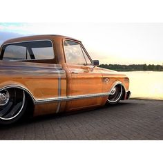 Chevy C10, 67 72 Chevy Truck, Chevy Pickups, Chevrolet Trucks, Bagged Trucks, Lowered Trucks, C10 Trucks, Mini Trucks, Vintage Chevy Trucks
