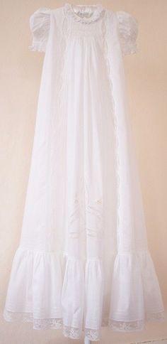 Susan Stewart Designs - Christening Gown