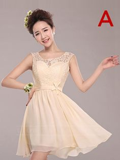 Three Styles Bridesmaid & Cocktail Dresses 150601tb01