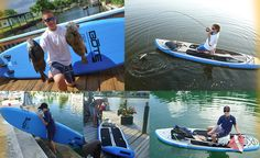 All Water Adventures offers the best prices and free shipping on the BOTE Breeze. Please check out our review.