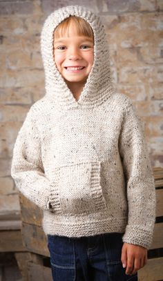 Jumping Bean by Lena Skvagerson, knit in Berroco Inca Tweed, Creative Knitting 2014