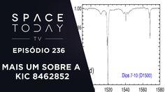 Mais Um Sobre a KIC 8462852 - Space Today TV Ep.236