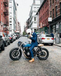 — Honda CB750