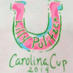 Lilly Pulitzer Carolina Cup Tee
