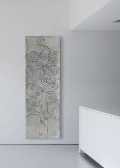 Tree Italienische Vertikale Wohnzimmer Heizung Mit Stil, Stilvolle Design  Heizkörper.