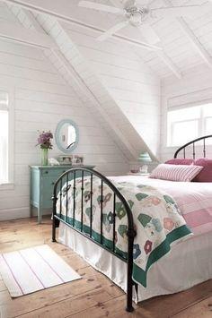 Darling Cottage Style Bedroom