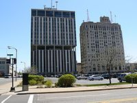 The Genesee Towers is the tallest high-rise in Flint, Michigan, United States. It is currently vacant.