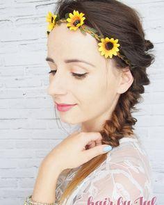 Kolejny dzień wyzwania boho!  Przyłączcie się?  Tym razem uczymy się robić luźny warkocz!  Link w bio! #fryzury #boho #krokpokroku #wyzwanie #warkocz #romantyczne #upiecie #kwiatywewlosach #ja #dziewczyna #blogerka #me #hairselfie #selfietime #romantic #updo #braid #hairfashion #hairstyle #hairart #lovehair #cute #brunette #polishgirl #hairblog