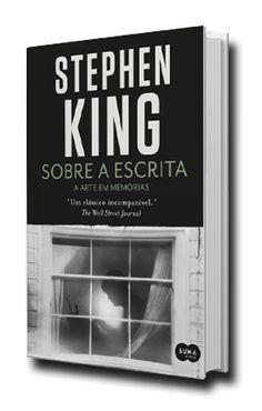 """Stephen King,renomado escritor de histórias que cativaram milhões de pessoas ao redor do mundo e que ganha aproximadamente 17 milhões de dólares por ano, em seu memorável, """"On Writing"""",compartilha..."""