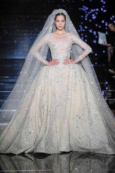 Zuhair Murad - Vestidos de novia de Alta Costura 2015/16