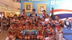 """ขอแสดงความยินดีกับทีม """"Vanquish"""" เชียร์ลีดดิ้ง จาก DPU คว้าถ้วยรางวัลชนะเลิศในการแข่งขัน """"SEACON Cheerleading Thailand Championships 2014"""""""