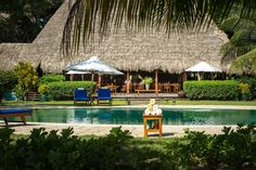 Turtle Inn, relaxation by the reefs of Belize
