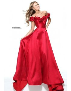 Sherri Hill 51030 Prom Dress