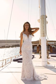 Come visit Dublin Bridal to try some romantic, boho chic wedding gowns by Madi Lane. Princess Wedding Dresses, Best Wedding Dresses, Boho Wedding Dress, Designer Wedding Dresses, Bridal Dresses, Wedding Gowns, Chic Wedding, Wedding Bells, Fall Wedding