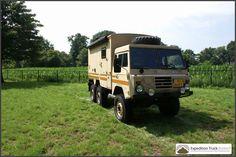 Volvo TGB 1314 6x6 Camper