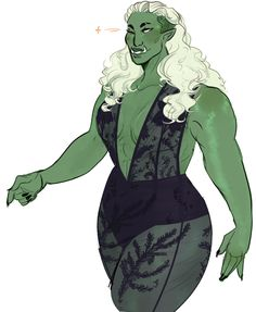 dinorah + 💋 bc i'm GAY you are not immune to hot orc propaganda x Fantasy Character Design, Character Creation, Character Drawing, Character Design Inspiration, Character Concept, Dungeons And Dragons Characters, Dnd Characters, Fantasy Characters, Female Characters