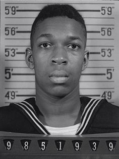 Jazz genius, John Coltrane was a Navy man. In 1945 Coltrane entered the Navy as a volunteer apprentice seaman and a year later made his first recording with a Navy band called the Melody Masters.