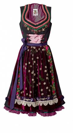 dirndl - I never considered dirndls as costume inspiration, but I might look more into it.