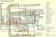 Porsche 911 Headlight Wiring Diagram 4 Pin Relay Fuel Pump 12 Best Images Bb Porch 914 Electrical Wire Logo Inspiration Cord Cable