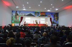 Contextos Regionales: Rinde Jorge Sanchez Jasso primer Informe de trabaj...