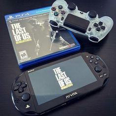 The Playstation Vita & The last of US Playstation Games, Ps4 Games, Xbox, Legos, Ps Vita Games, The Last Of Us, Best Kids Watches, Gamer Setup, Handheld Video Games