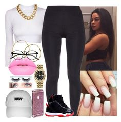 """""""✔️"""" by saucinonyou999 ❤ liked on Polyvore featuring Rolex"""