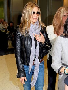 Jennifer Aniston has always been one of my style icons