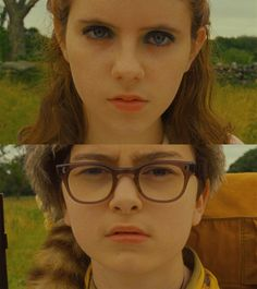 I haven't even seen Moonrise Kingdom and won't for another 10 days, but I already think Suzy and Sam are some of the most adorable characters ever imagined. Movie Theater, Movie Tv, Wes Anderson Movies, The Royal Tenenbaums, Grand Budapest Hotel, Moonrise Kingdom, Beautiful Film, Film Inspiration, Favim