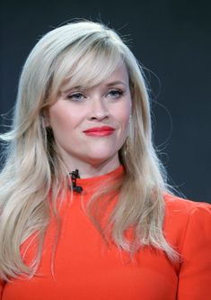 California Blonde Color - 20 Blonde Ideas You'll Want To Show Your Colorist This Spring - Livingly Side Bangs Hairstyles, Cool Hairstyles For Girls, Long Face Hairstyles, Short Hairstyles For Women, Celebrity Hairstyles, Girl Hairstyles, Long Face Shapes, Long Faces, Reese Witherspoon Hair