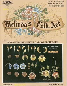 Melinda´s Folk Art vol01 - Maria Vai Com AS Artes Neia Reis - Picasa Web Albums..