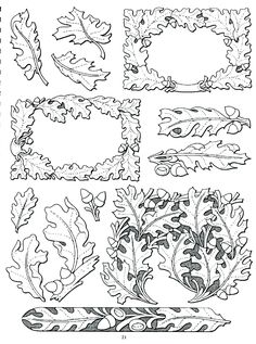 The gallery for --> Leather Carving Patterns Pdf Leather Carving, Leather Tooling, Wood Carving Patterns, Carving Designs, Tattoo Grafik, Leather Working Patterns, Leather Projects, Leather Crafts, Leather Pattern