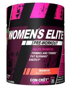 Designed for women by women! With two Award Winning main ingredients and fortified with Vitamins it's a unique formula to take your workouts to a whole new level.*