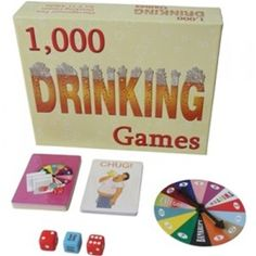 A thousand drinking games.